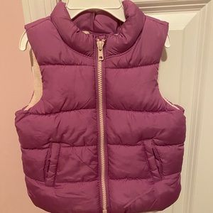 Old Navy, Frost-Free Quilted Puffer Vest